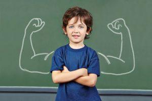 Чтобы ребенок чувствовал себя уверенно в школе