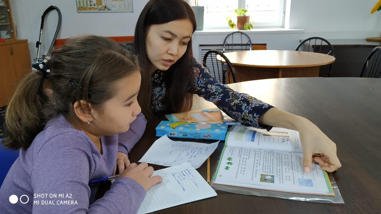 INDIGO CLUB - Продленка в Алматы на казахском языке обучения