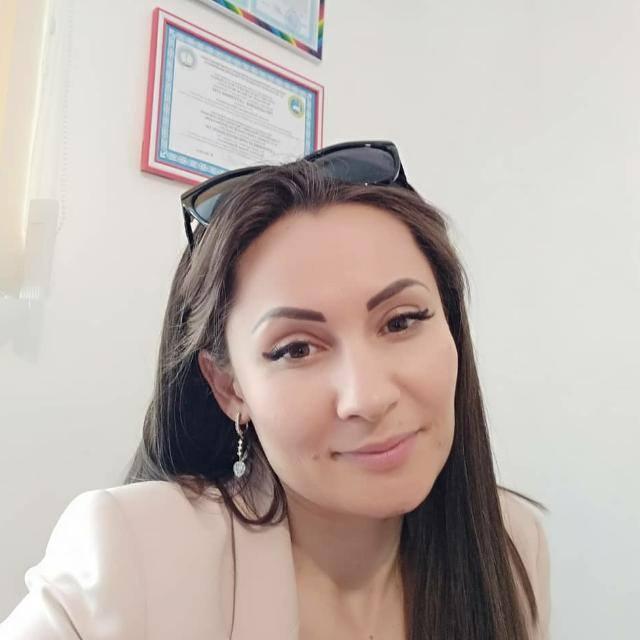 Нургалиева Евгения Владимировна